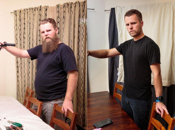 לפני ואחרי אלכוהול